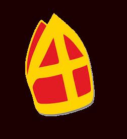 Sinterklaasjournaal Mijter Logo Dedovepieten